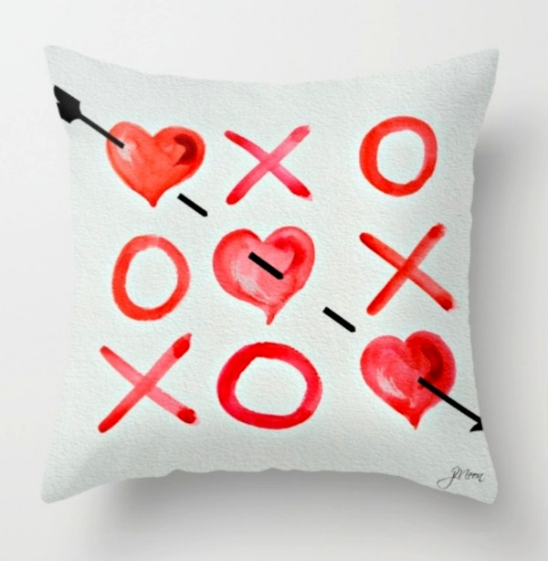 cupids-arrow-pillow