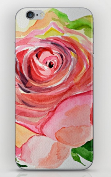rose-iphone-skin