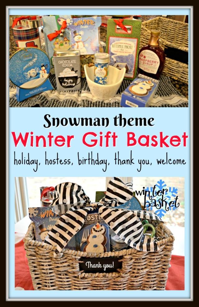 snowman-theme-winter-basket
