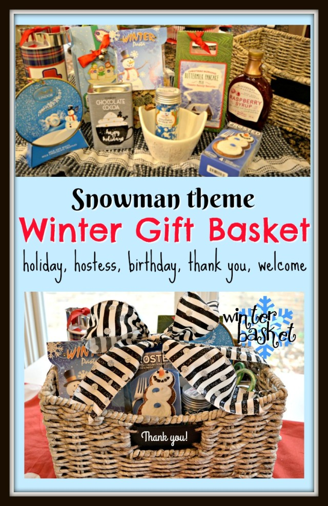 snowman-theme-winter-basket