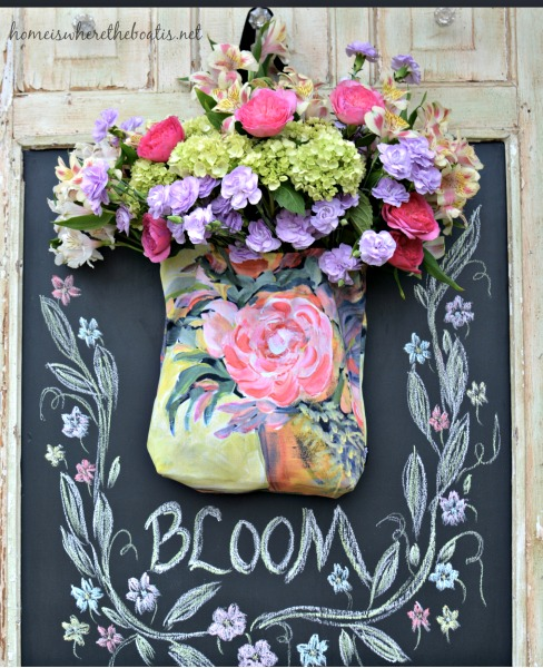 bloom-tote