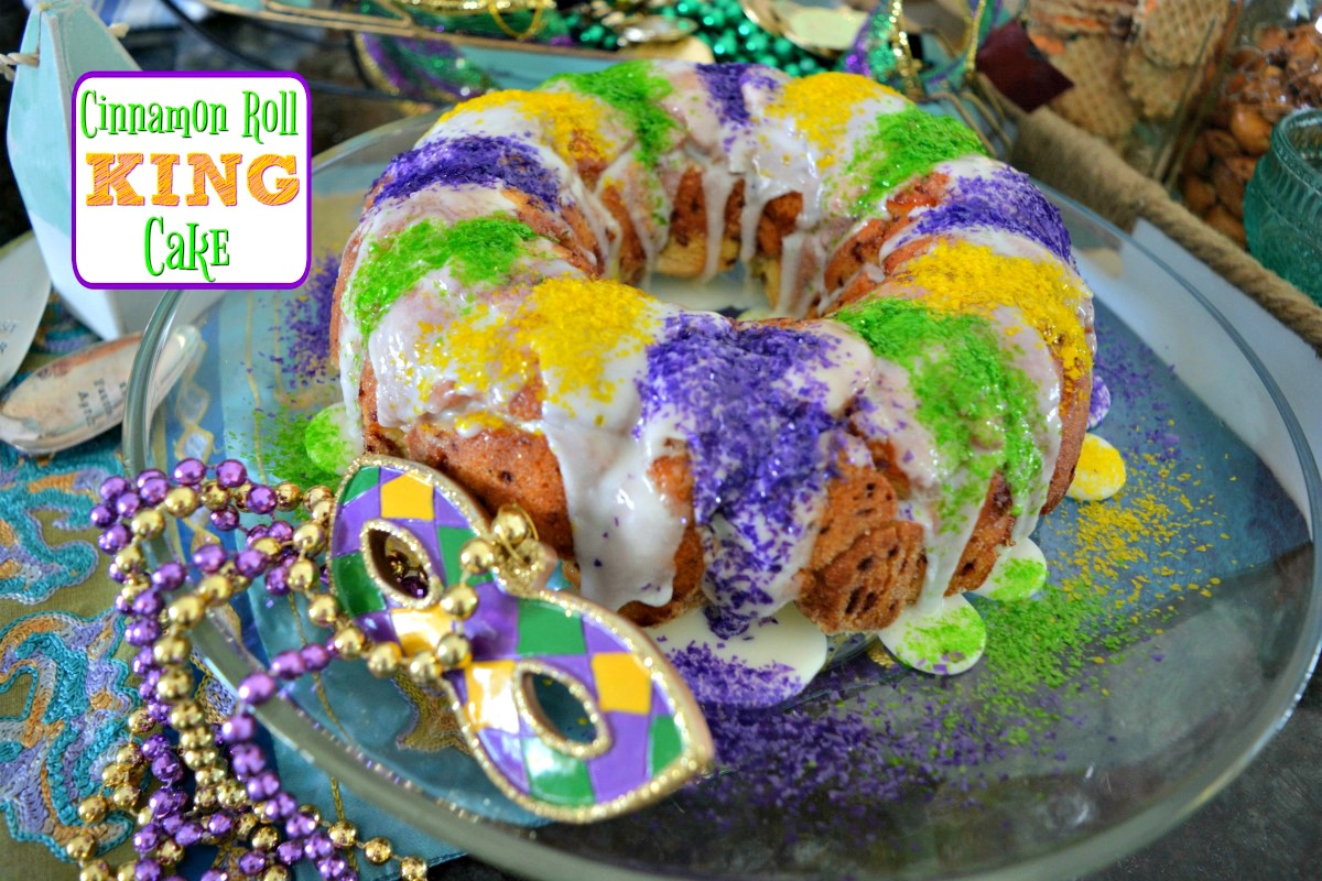 Where To Get King Cake In New Orleans