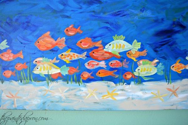 fish-school