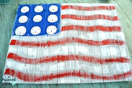 sand dollar flag