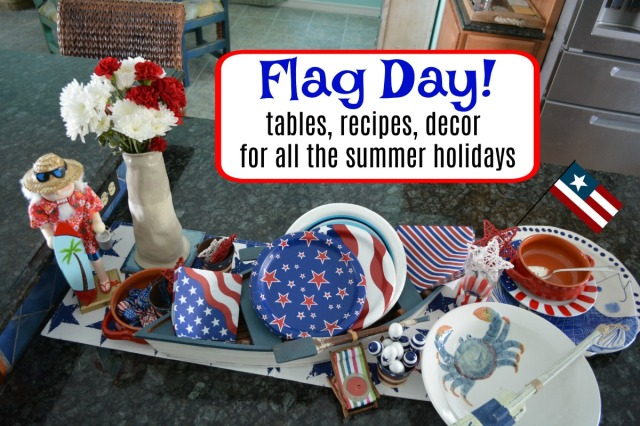 Flag day round up