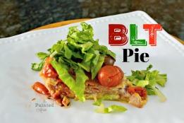 BLT pie