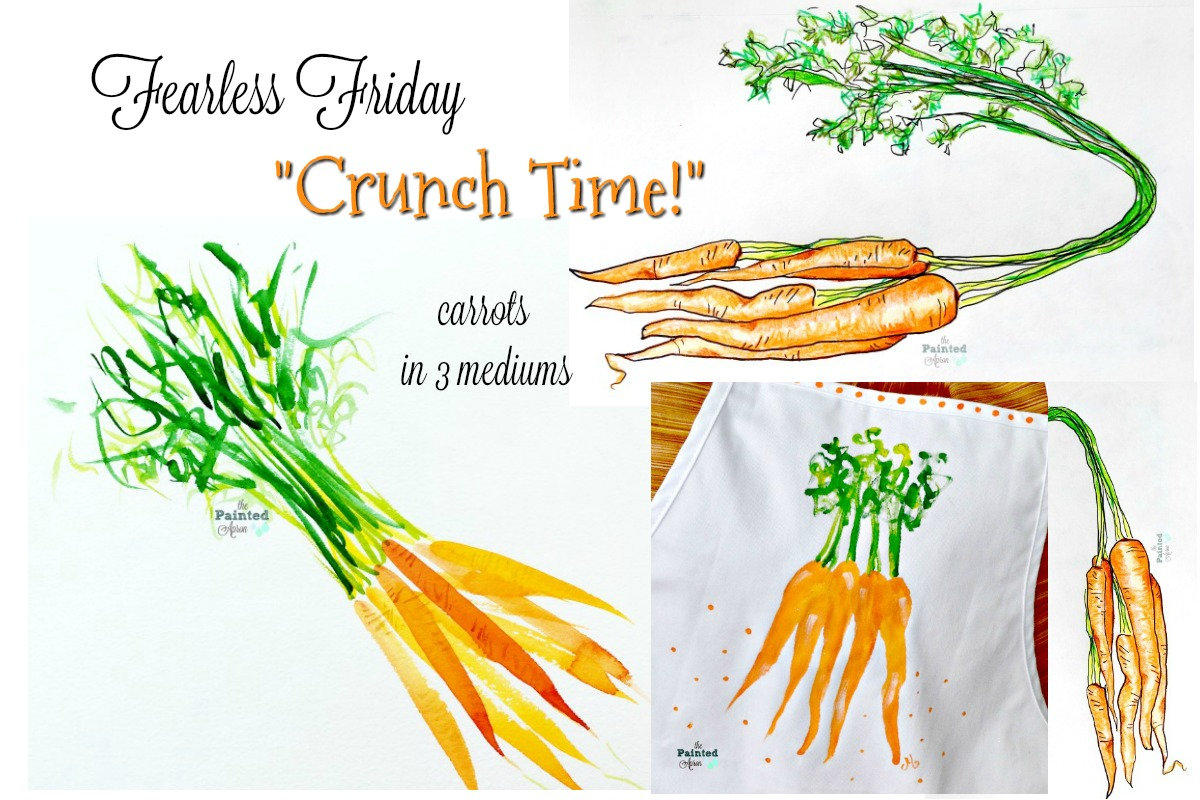 crunch time collage