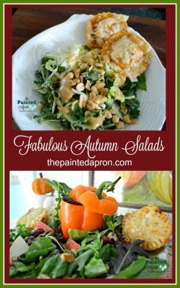 autumn salads