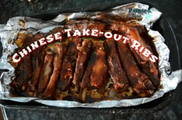 Chinese take-out style ribs