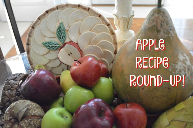 Apple recipe roundup