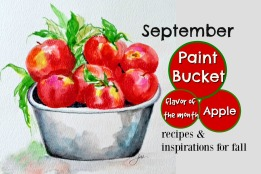 September paint bucket