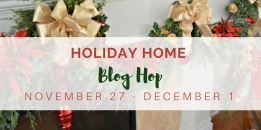 Holiday Home Blog Hop