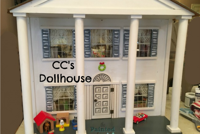 Creations Cc S Dollhouse The Painted Apron