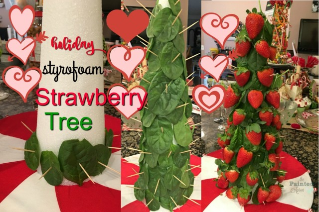 Strawberry Tree, thepaintedapron.com