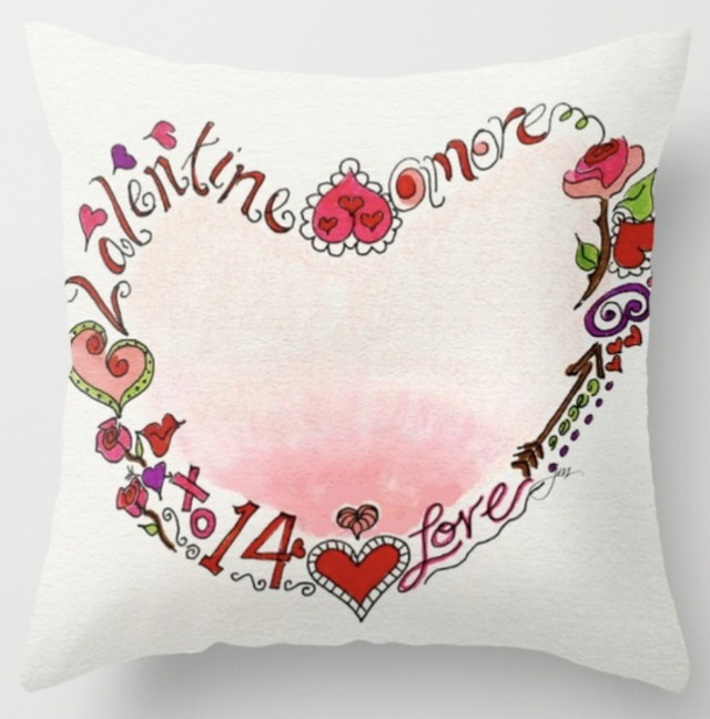 amore pillow