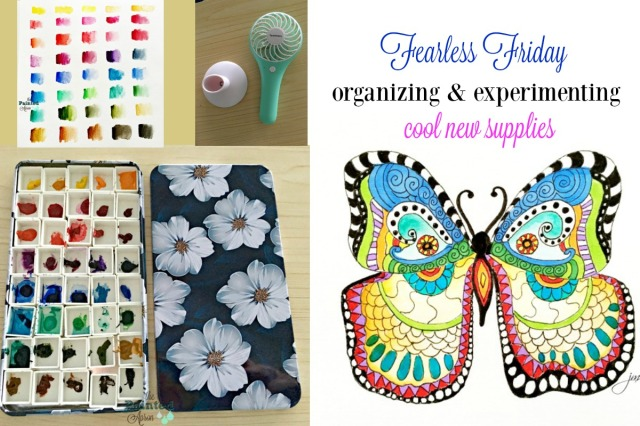 organizing and experimenting