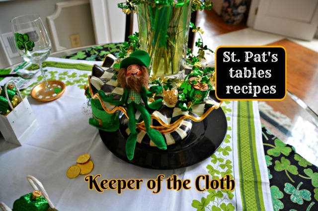 St Patrick's day round up