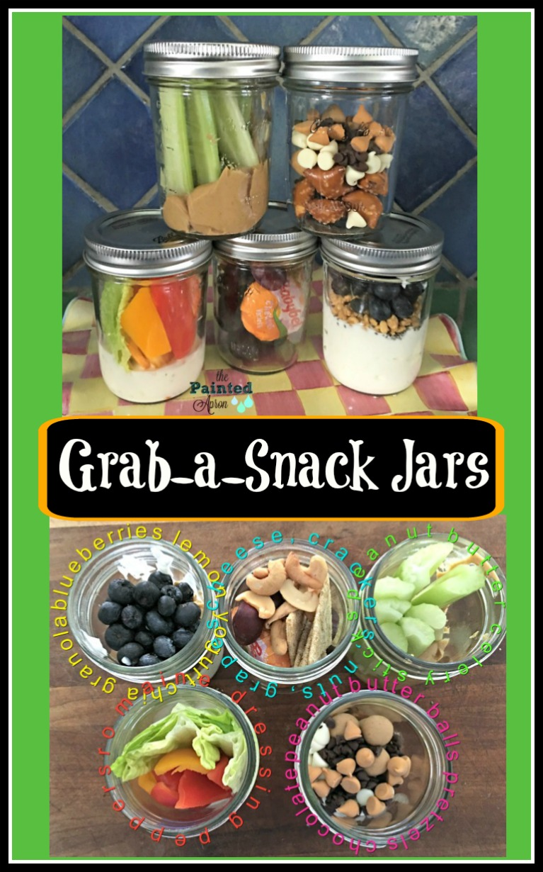 Grab a Snack Jars