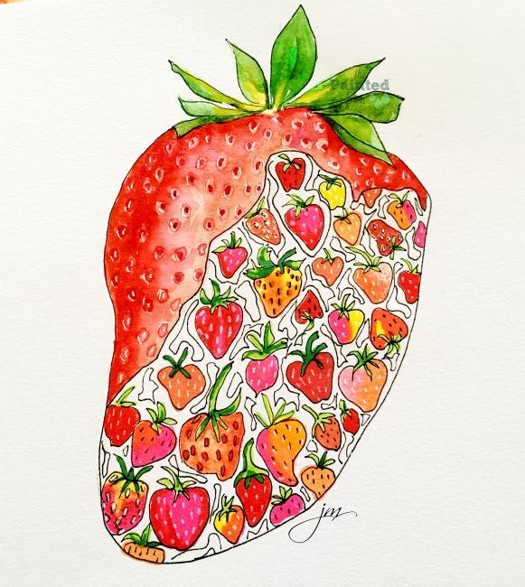 strawberry wm