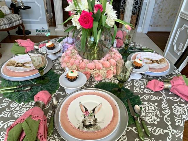 blushing bunnies