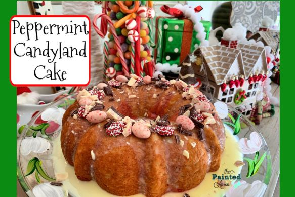 Panche Per Fast Food.Bundt Cake The Painted Apron